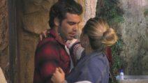 Il ballo intimo di Stefano Sala e Benedetta Mazza al Grande Fratello Vip
