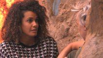 """GF Vip 2018, Martina Hamdy sul fidanzato: """"A volte mi ha dimostrato di non potermi fidare"""""""