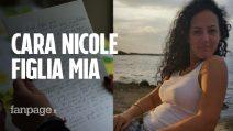 Violenza donne, la lettera di una mamma alla figlia uccisa dall'ex