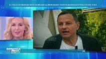"""Domenica Live - Il figlio di Marina Ripa di Meana: """"La Marchesa D'Aragona? Faceva massaggi"""""""