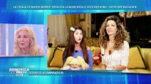 Domenica Live - Lo sfogo di Perla Maria contro la Marchesa D'Aragona e Alessandro Cecchi Paone