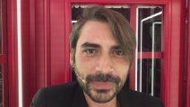 Domenica Live, la cabina rossa di Gianmarco Amicarelli