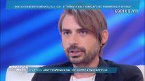 """Gianmarco Amicarelli: """"Non ho chiarito con Jane Alexander, le serve altro tempo"""""""