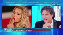 "Domenica Live - Patrick Baldassari: ""Valeria Marini mi ha sacrificato per fare tv"""