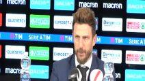 """Roma, Di Francesco: """"Non siamo ancora una grande squadra"""""""