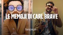 """Così Carl Brave ha creato il video di """"Posso"""" (con un iPhone e le Memoji)"""