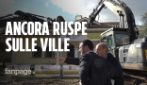 Salvini show per l'abbattimento della villa dei Casamonica, ma il lavoro è della Regione Lazio