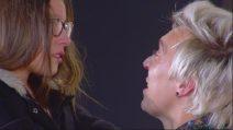 GF Vip, Andrea Mainardi incontra la figlia Michelle e scoppia a piangere