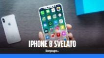 Tutto quello che sappiamo sull'iPhone 8 (in 60 secondi)