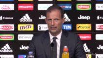 """Allegri: """"Spiace per Marchisio, fiducia in Bentancur"""""""