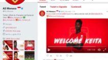 Né Juve, né Milan, né Inter: Keita va al Monaco