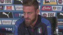 """De Rossi: """"Italia faccia a faccia con la Spagna"""""""