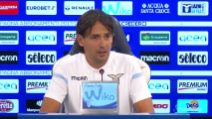 """Inzaghi alla Lazio: """"Adesso continuità di rendimento"""""""