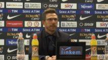 """Roma, Di Francesco: """"Tre punti utili per ripartire"""""""