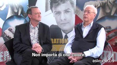 Venezia74, Michael Caine racconta i favolosi anni '60. E dice sì alla Brexit