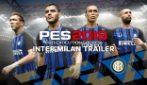 PES 2018, il trailer della partnership con l'Inter