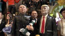 San Gregorio Armeno: Kim Jong-Un e Trump tra le statuine del presepe più richieste