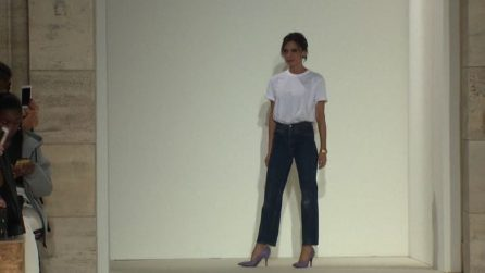 Moda New York, Victoria Beckham sempre più stilosa
