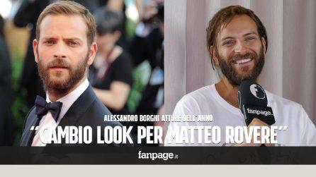 """Alessandro Borghi sarà 'Il primo re': """"Cambio look ed extension per il nuovo film di Matteo Rovere"""""""