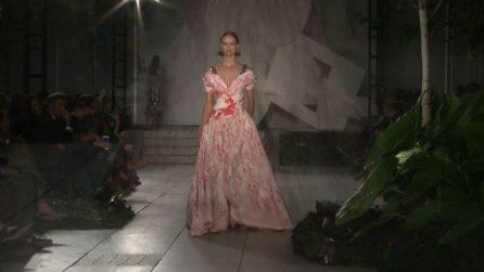 Moda New York, colori e contrasti di Carolina Herrera al MoMA