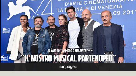 """Il cast di 'Ammore e Malavita': """"Una dichiarazione d'amore per Napoli"""""""