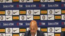 """Spalletti: """"Che voto do all'Inter? Per adesso 6 meno meno"""""""