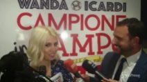 "Wanda Nara: ""Icardi? Abbiamo rinnovato e siamo felici"""
