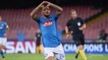 Champions, il Napoli batte il Feyenoord. Oggi tocca a Roma e Juve