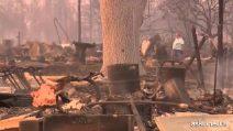 Incendi California: 17 morti, 20mila evacuati