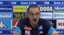 """Sarri: """"La Juve resta favorita per lo scudetto"""""""