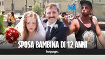 Uomo di 45 anni sposa bambina di 12 anni: le reazioni della folla [Esperimento sociale]