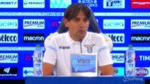 """Lazio, Inzaghi elogia la Juve: """"Quasi imbattibile in casa"""""""