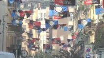 Inter-Milan, la Chinatown milanese si prepara per il derby