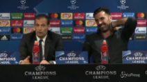 """Allegri: """"Per vincere in Portogallo serve una grande partita"""""""