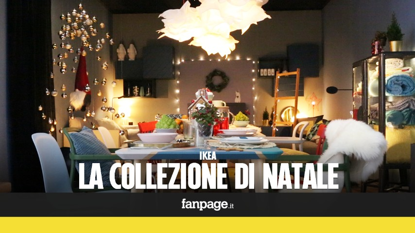 Novità Di Ikea Per Natale Cè Aria Di Festa In Casa