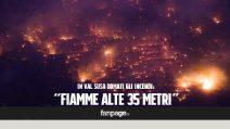 """Incendi in Val Susa, i volontari lottano contro il fuoco: """"Siamo più forti di ogni emergenza"""""""