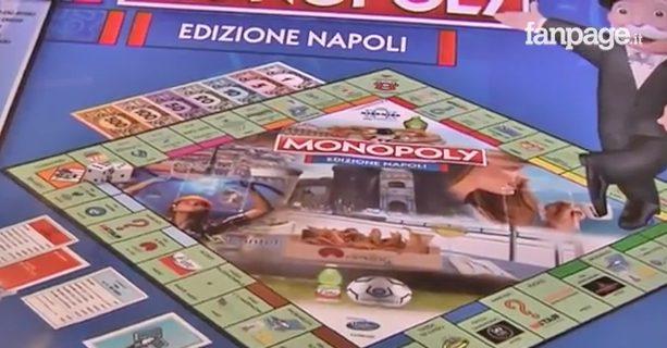 Arriva il monopoli edizione napoli prima citt italiana nel famoso gioco da tavolo - Monopoli gioco da tavolo ...