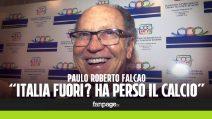 """Falcao: """"L'Italia? E' una sconfitta per tutti"""""""