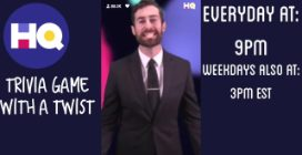 HQ Trivia, una partita intera