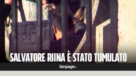 Morte Riina, l'arrivo della salma del boss al cimitero di Corleone: presenti la moglie e i figli