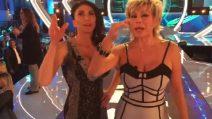 """Carmen Di Pietro e Carmen Russo litigano per l'abito: """"Mi hai copiata"""""""