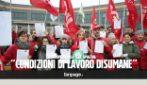 """Amazon, sciopero durante il Black Friday: """"Dipendenti con le ossa a pezzi, lavorare qui è disumano"""""""