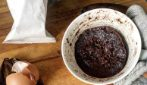Mug cake: ready in just 3 minutes!