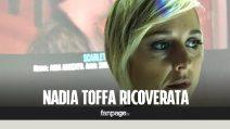 Nadia Toffa, dopo il malore trasportata in elisoccorso all'ospedale San Raffaele di Milano
