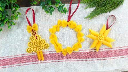 Pasta Christmas Crafts