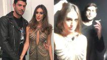 Sexy outfit di Cecilia Rodriguez alla finale del GF Vip: nel backstage con Ignazio e Jeremias