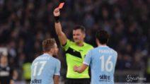 Espulso Immobile, Lazio sconfitta in casa dal Torino