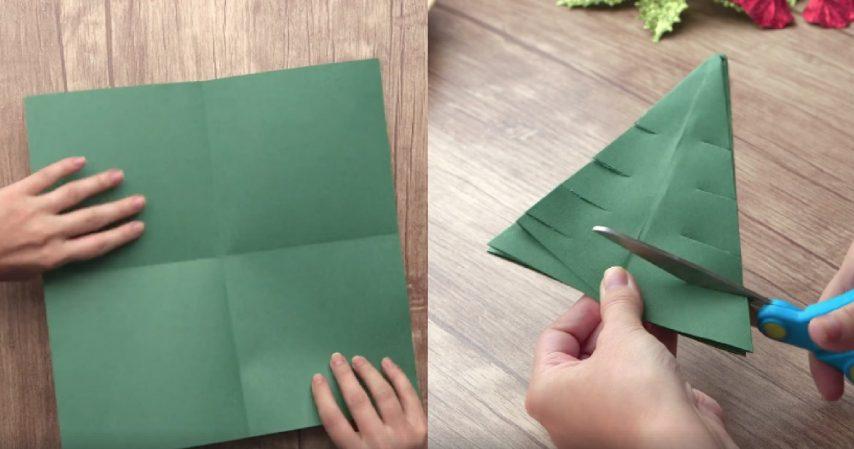 Come Costruire Una Stella Di Natale.Come Fare Una Stella Di Carta A 5 Punte Gallery Of Decorazioni Per