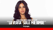 """Giulia De Lellis dopo il GFVip: """"Durante la finale furono bloccate tutte le pagine delle mie bimbe"""""""