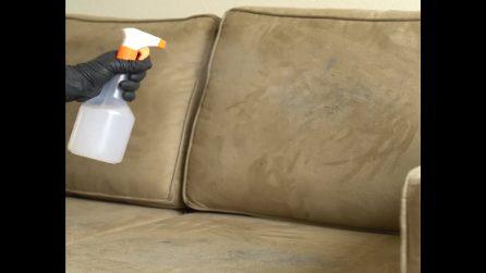 Come pulire un divano in pelle consigli utili per eliminare le